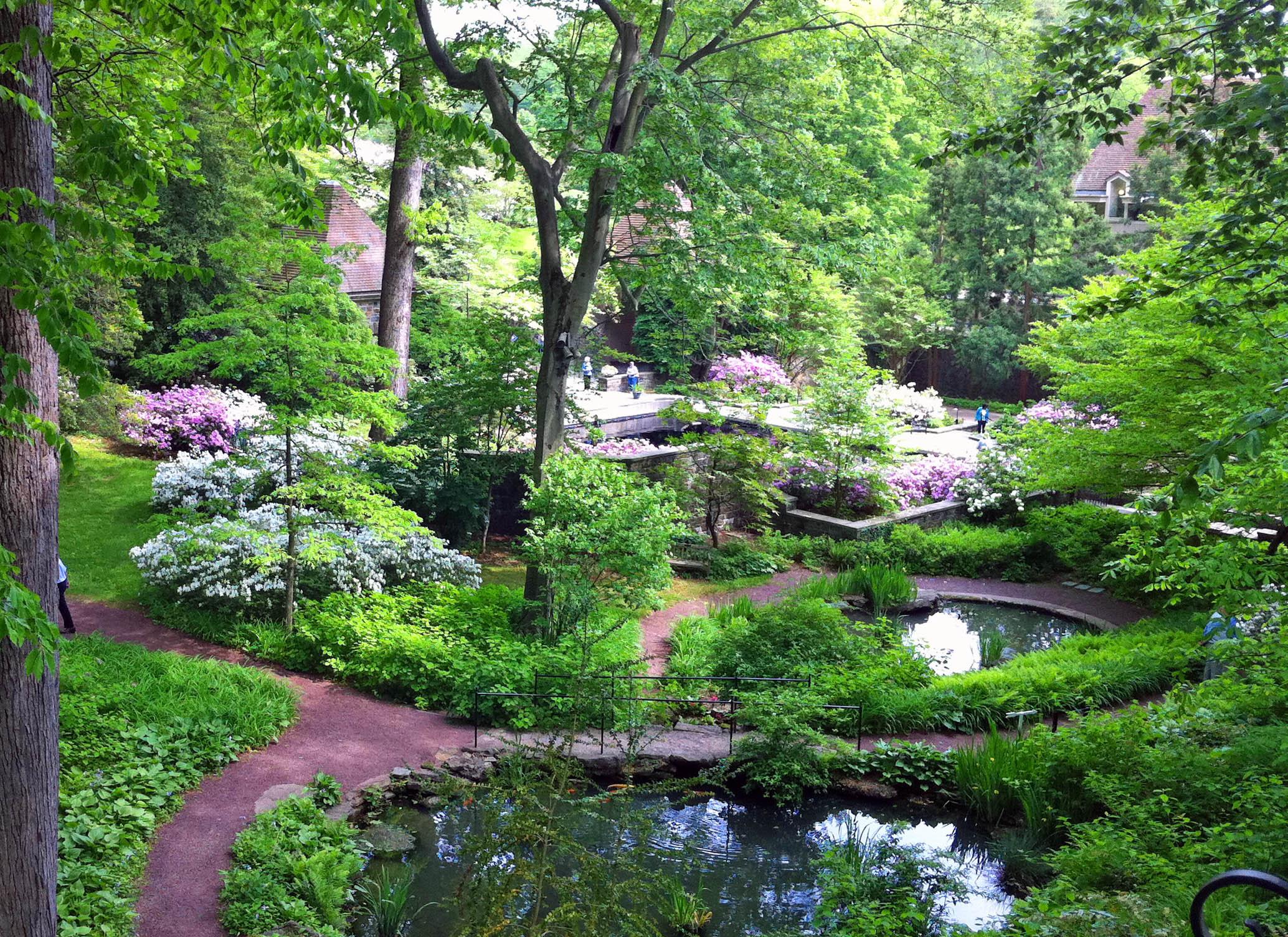 Winterthur stowaweigh for Landscaping your garden