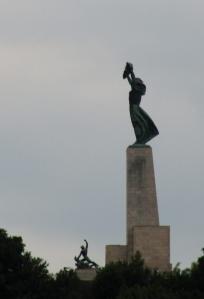 Hungary's Statue of Liberty