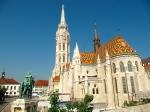 Mathias Church in Buda's Castle District