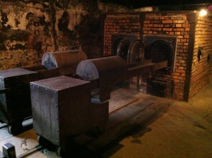 A Reconstructed Crematorium