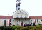 Entrance to the Wieliczka Salt Mine
