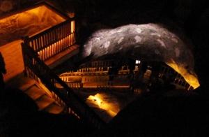 Descending in the Salt Mine