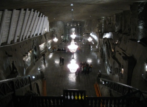 Kinga's Subterranean Chapel