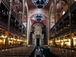 Budapest's Great Synagogue