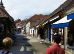 A Street in Szentendre