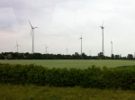 Gang of Wind Turbines