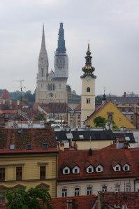 Zagreb Spires