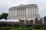Our Zagreb Hotel - built for Orient Express passengers.
