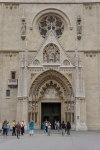 Zagreb Cathedral Portal