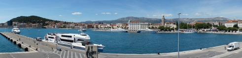 Split Ferry Port