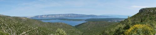 Hvar Hills Panorama