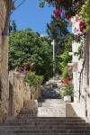 Uphill Stairs