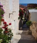 Narrow Hvar Street